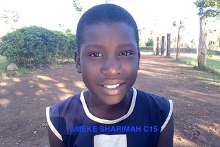 Shalimah Ameke