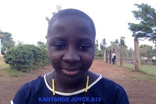 Joyce Kanyange