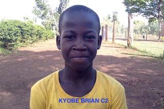 Brian Kyobe