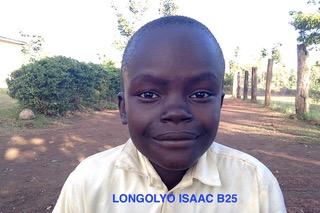 Isaac Longariyo
