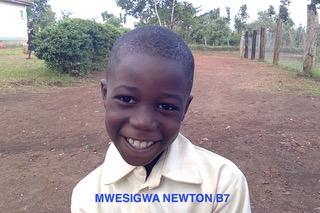 Newton Mwesigwa