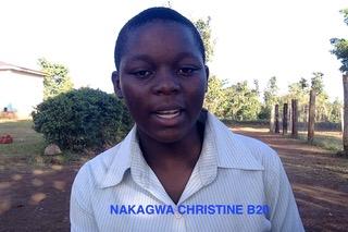 Christine Nakagwa