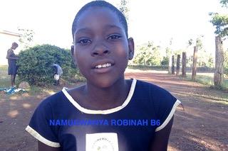 Robinah Namugwanya