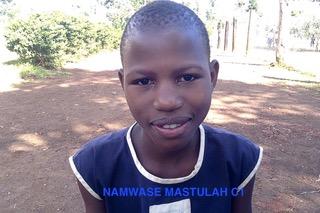 Mercy (Masitulah) Namwase