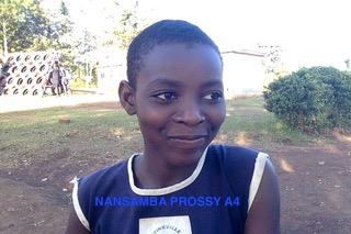 Prossy Nansamba