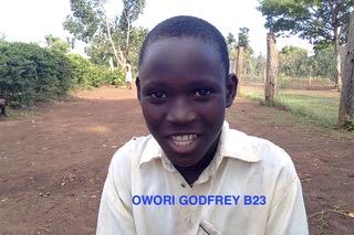 Godfrey Owori