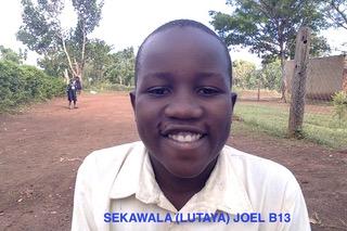 Joel Sekawala
