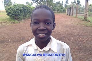 Mixon Wangalwa