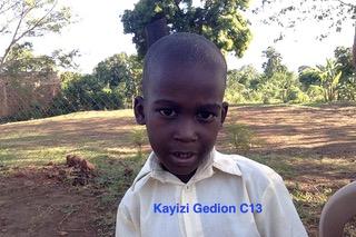 Gideon Kayizi